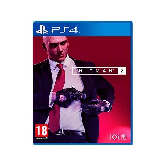 SONY PS4 HITMAN 2 STANDAR EDITION