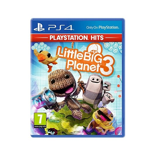 Ver JUEGO SONY PS4 HITS LITTLE BIG PLANET 3