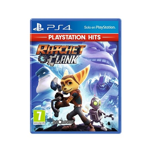 Ver JUEGO SONY PS4 HITS RATCHET CLANK