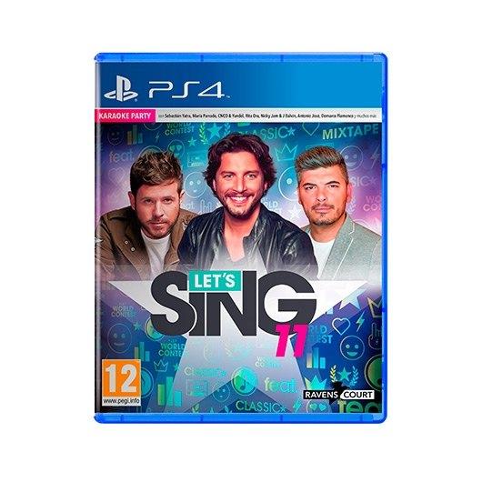 Ver JUEGO SONY PS4 LET S SING 11