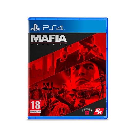 Juego Sony Ps4 Mafia Trilogy Incluye Mafia Mafia Ii M