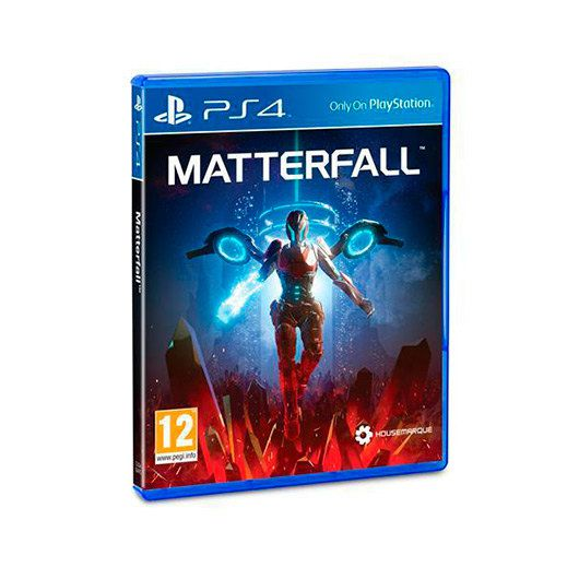 Ver JUEGO SONY PS4 MATTERFALL