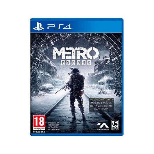 Ver JUEGO SONY PS4 METRO EXODUS DAY ONE EDITION