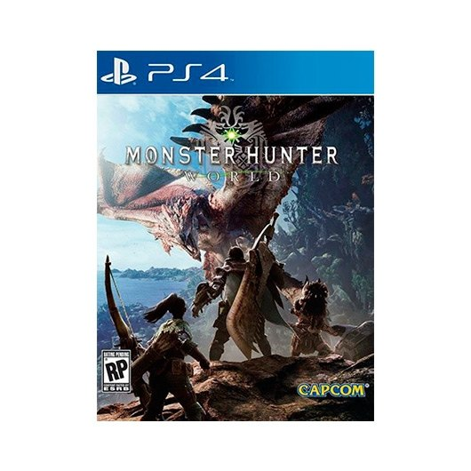Ver JUEGO SONY PS4 MONSTER HUNTER WORLD