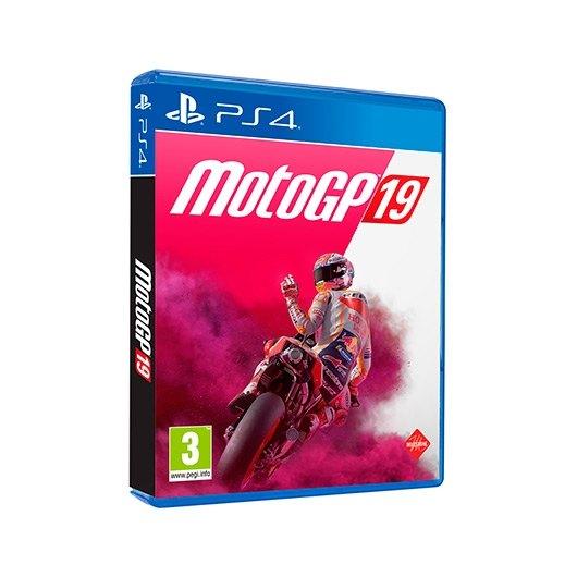 JUEGO SONY PS4 MOTOGP 19