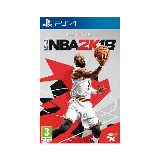 JUEGO SONY PS4 NBA 2K18