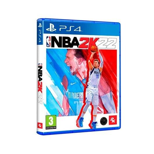 JUEGO SONY PS4 NBA 2K22