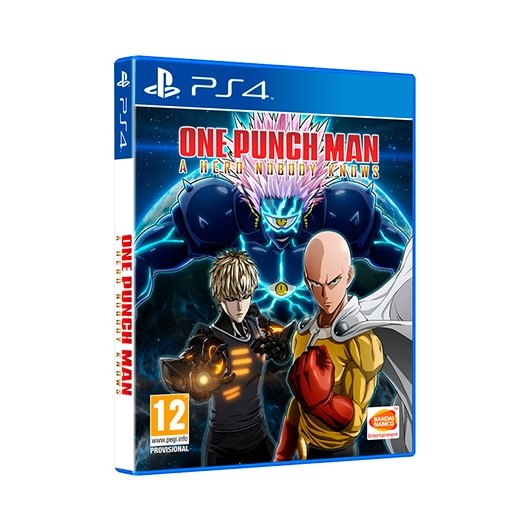 Juego Sony Ps4 One Punch Man A Hero Nobody Knows