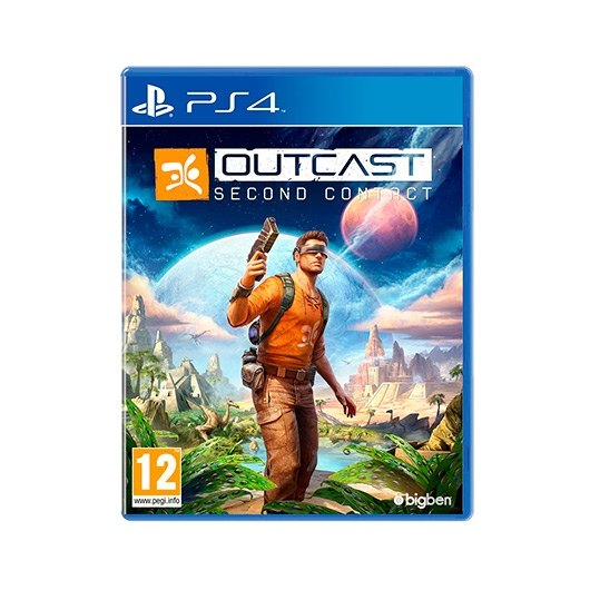 Ver JUEGO SONY PS4 OUTCAST