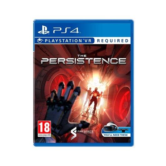 JUEGO SONY PS4 PERSISTENCE VR