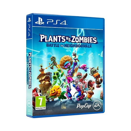 JUEGO SONY PS4 PLANTS vs ZOMBIES BATTLE FOR NEIGH PN 10