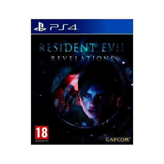 Ver JUEGO SONY PS4 RESIDENT EVIL REVELATION HD