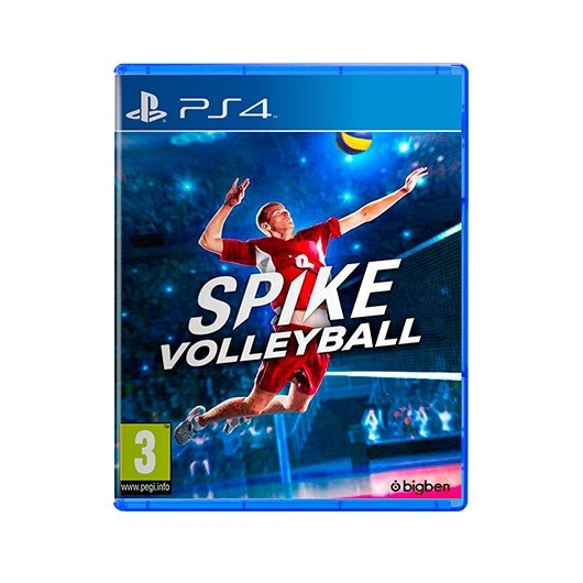 Ver JUEGO SONY PS4 SPIKE VOLLEYBALL