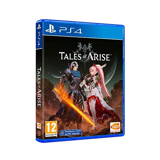 JUEGO SONY PS4 TALES OF ARISE