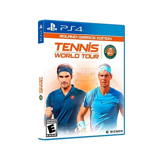 Juego Sony Ps4 Tennis World Tour Rg Edition