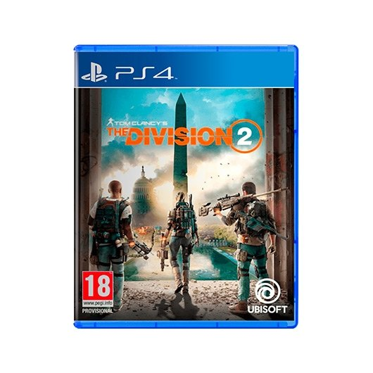 Ver JUEGO SONY PS4 THE DIVISION 2 EAN 3307216080527 TD2