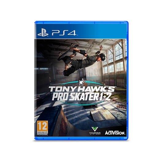 Juego Sony Ps4 Tony Hawk S Pro Skater 1 2