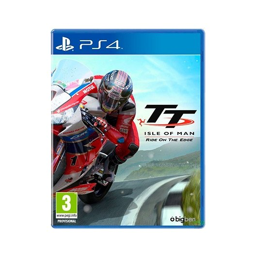 Ver JUEGO SONY PS4 TT ISLE OF MAN
