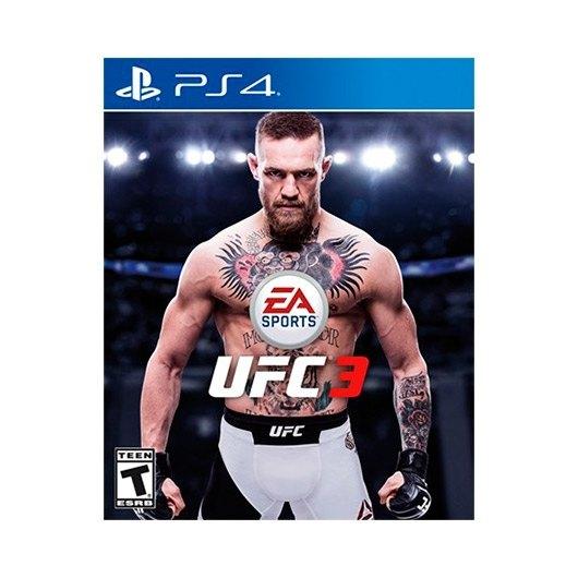 JUEGO SONY PS4 UFC 3
