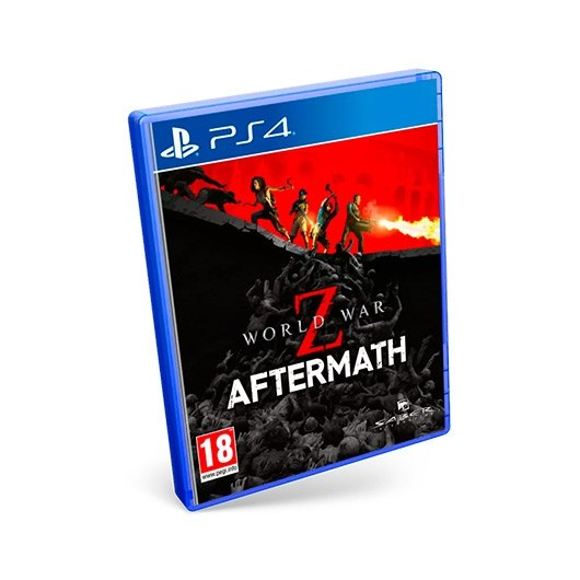 JUEGO SONY PS4 WORLD WAR Z AFTERMATH