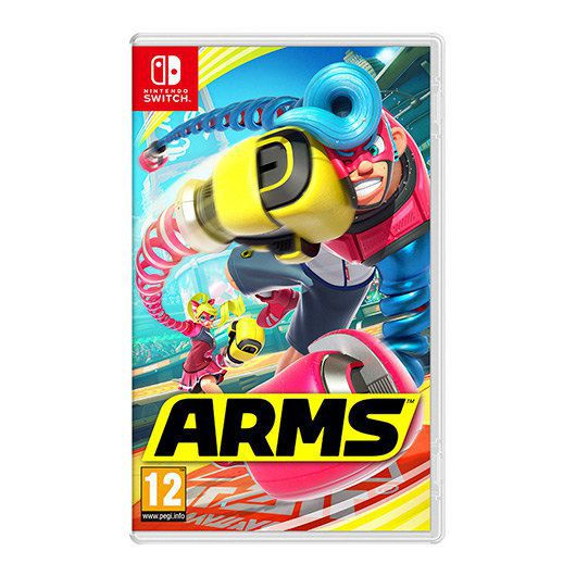 Ver NINTENDO SWITCH ARMS