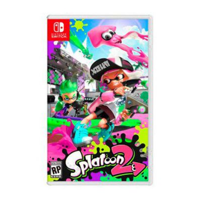 Ver JUEGO VIDEOCONSOLA NINTENDO SWITCH SPLATOON 2