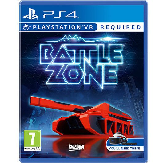 Ver PS4 BATTLEZONE VR