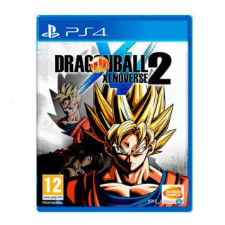 Ver DRAGONBALL XENOVERSE 2 PS4