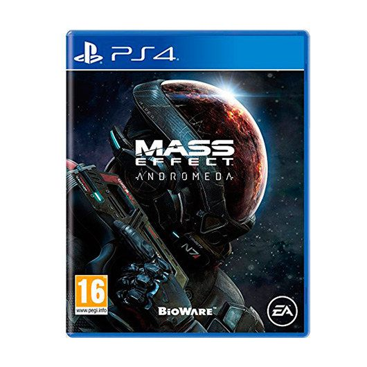 Ver JUEGO VIDEOCONSOLA PS4 MASS EFFECTANDROMEDA