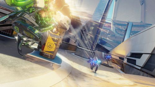 Ver PS4 RIGS MECHANIZED LEAGUE VR