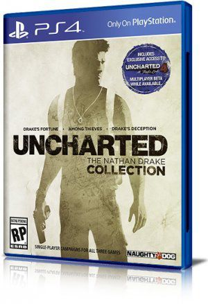 Ver JUEGO VIDEOCONSOLA PS4 UNCHARTED COLLECTION