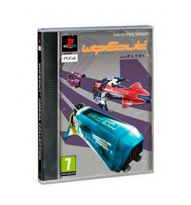 Ps4 Wipeout Collection