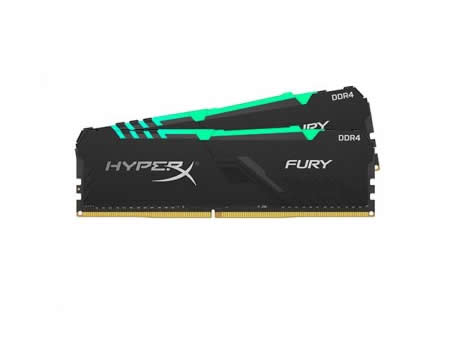 KINGSTON HYPERX DDR4 16GB 2x8GB PC3733 CL 19 23 2 VERDE