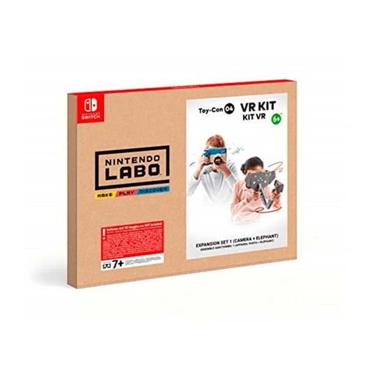KIT VR NINTENDO LABO SET EXPANSION 1