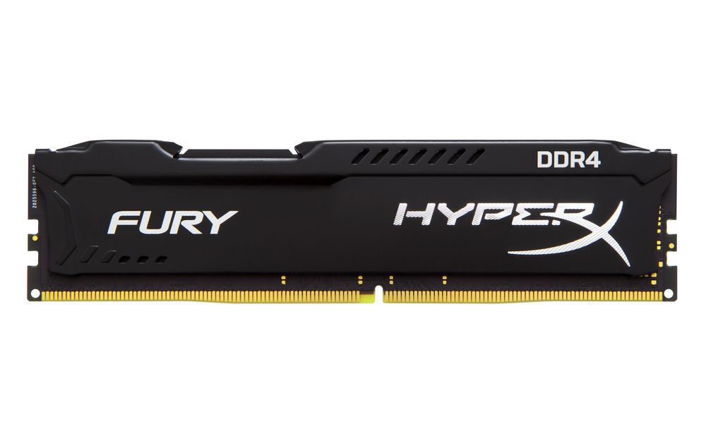 Ver KINGSTON DDR4 16GB PC2133 HYPERX FURY BLACK