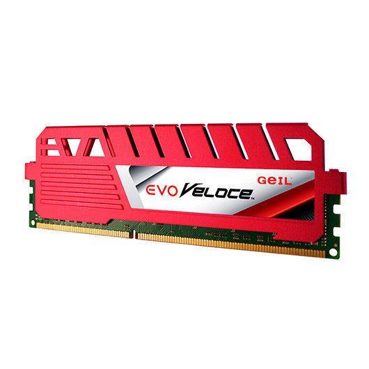 GEIL EVO VELOCE DDR3 8GB PC1600 RED