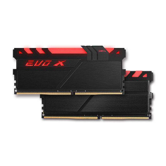 Ver GEIL EVO X BL DDR4 16GB 2X8GB PC3000