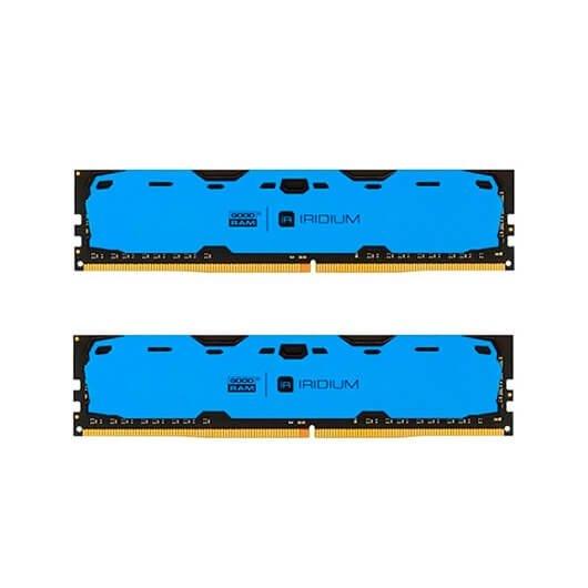 Modulo Ddr4 8gb 2x4gb 2400mhz Goodram Irdm Azul Cl 1512v