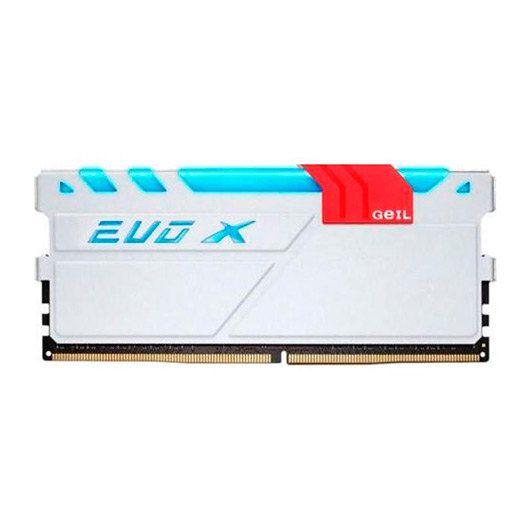 MODULO DDR4 8GB PC2400 GEIL EVO X WHITE
