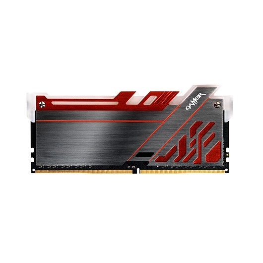 Ver MODULO DDR4 8GB PC2400 KFA2 GAMER 3 GRIS ROJO RGB