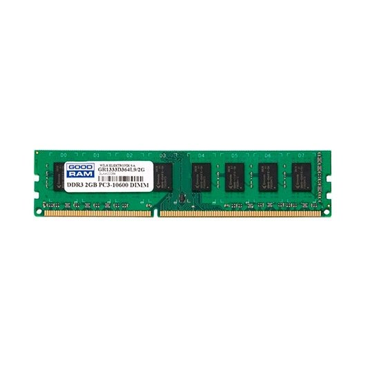Ver GOODRAM DDR3 2GB PC1333
