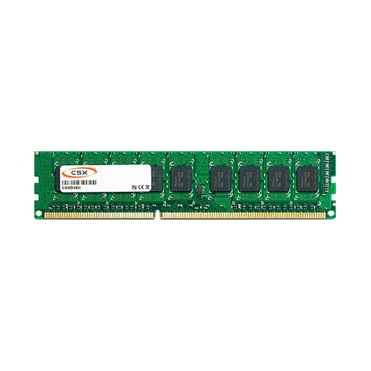 Ver CSX DDR3 8GB PC1600 ECC BLISTER