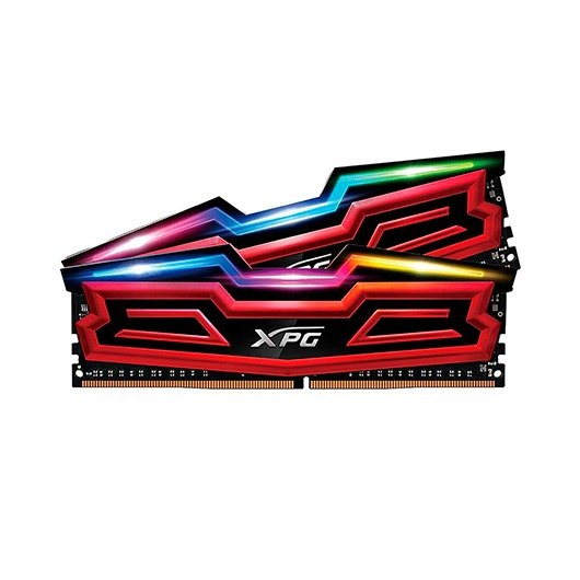 Adata Ddr4 16gb 2x8gb Pc3000 Xpg Spectrix D40