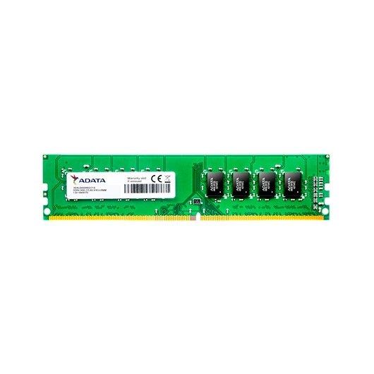 Ver MODULO MEMORIA RAM DDR4 16GB PC2400 ADATA RETAIL