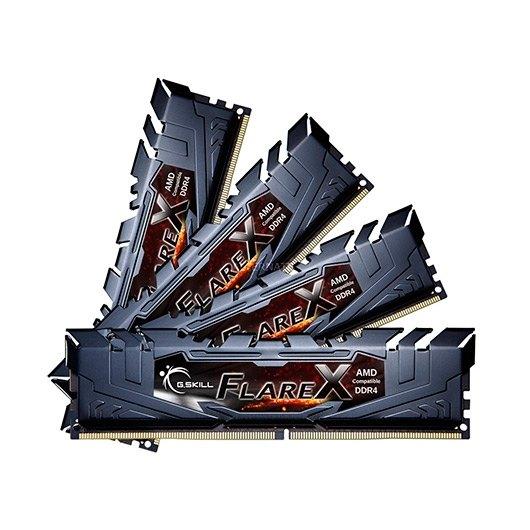 Gskill Flare X Ram Ddr4 32g 4x8g Pc3200