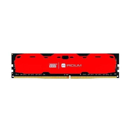 Ver GOODRAM IRDM ROJO DDR4 8GB PC2400