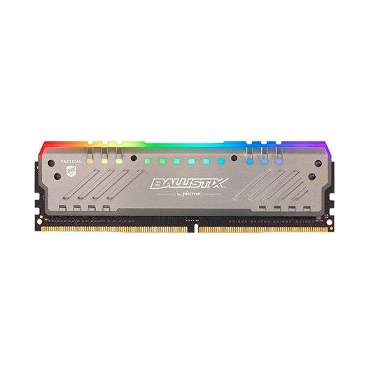 Ver CRUCIAL BALLISTIX TRACER DDR4 8GB PC2666