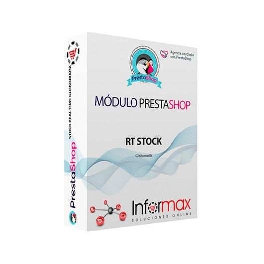 MODULO PRESTASHOP INFORMAX STOCK RAPIDO