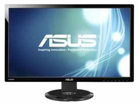Monitor Led 27 Asus Vg278he 3d Dvi Hdmi