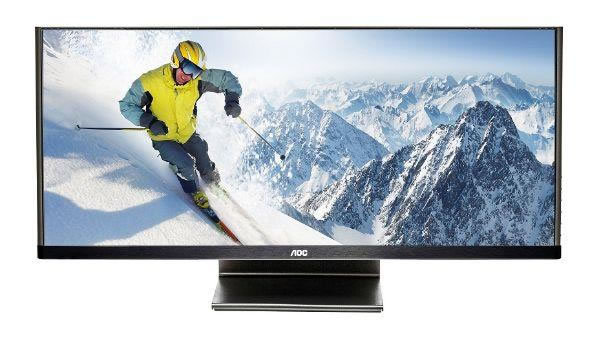 Monitor Led 29 Aoc Q2963pm Hdmi Ips Negro 219